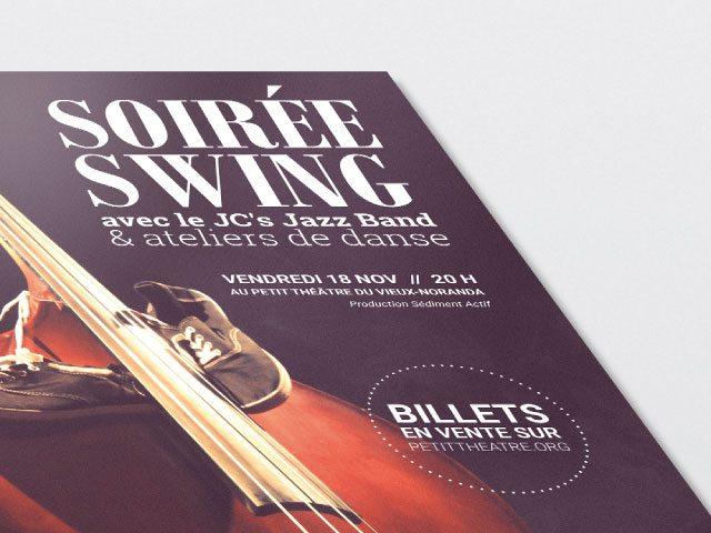 Soirée Swing (Sédiment Actif)