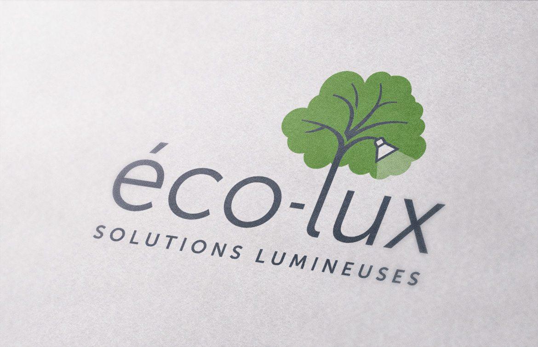 Aperçu du logo Écolux