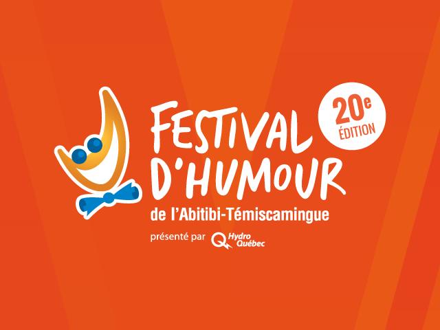 Festival d'humou de l'Abitibi-Témiscamingue