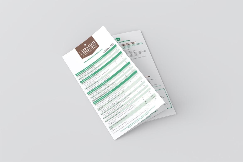 Emploi-Québec - Dépliant sur l'industrie forestière en Abitibi-Témiscamingue
