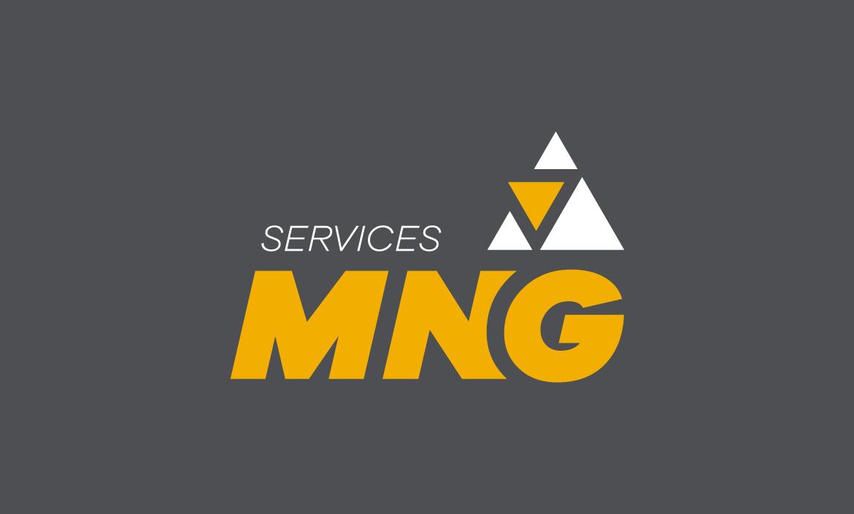Logo inversé